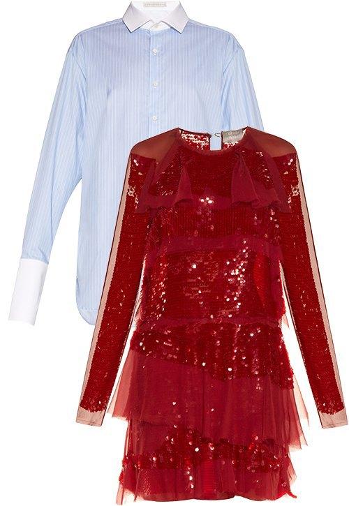 Что будет модно  через полгода:  Тенденции из Лондона. Изображение № 7.