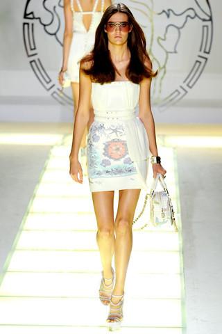 Milan Fashion Week: показ Versace SS 2012. Изображение № 6.