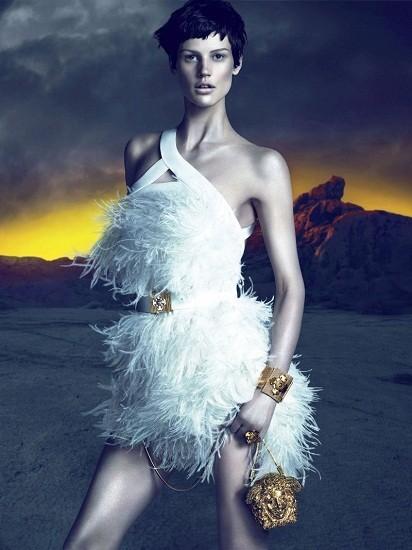 Versace FW 2011. Изображение № 71.