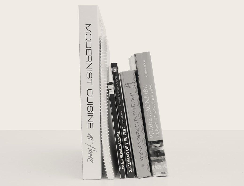 Фуд-стилист  Наталия Грибуля  о любимых книгах. Изображение № 2.