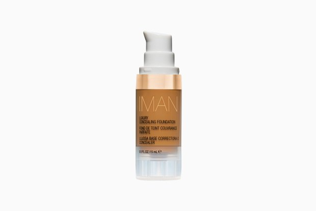 Тональная основа Iman Luxury Concealing Foundation. Изображение № 10.