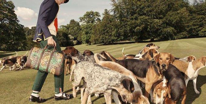 Gucci выпустили кампанию с Ванессой Редгрейв. Изображение № 2.