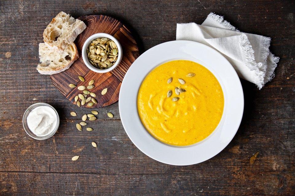 Теплый прием: Как правильно питаться зимой. Изображение № 2.