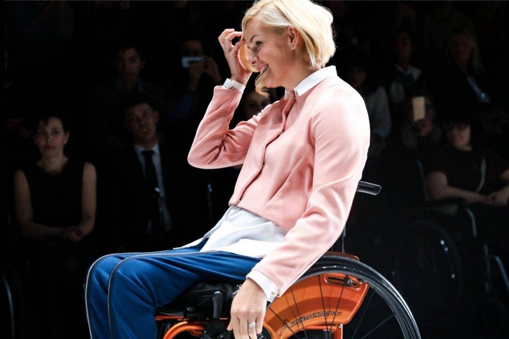 «На моём месте» Евгении Воскобойниковой: Глава о восприятии инвалидности. Изображение № 2.
