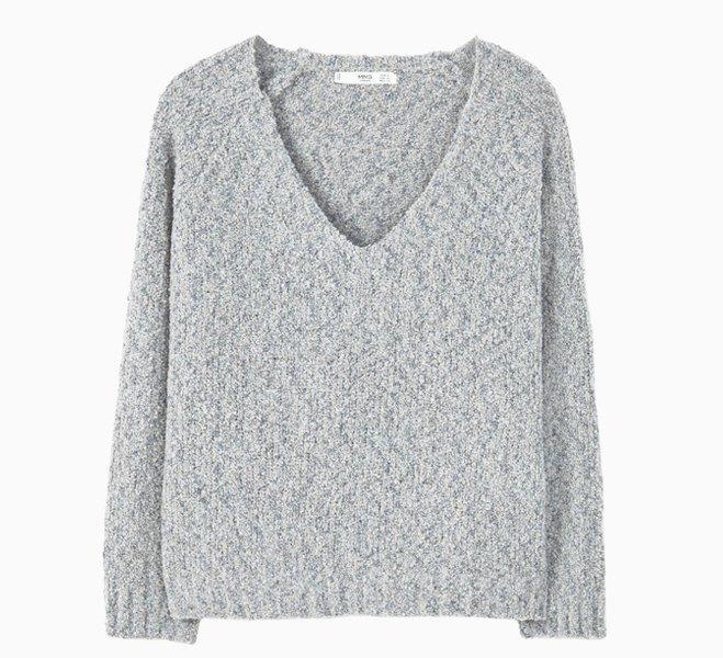 10 серых свитеров со скидками: От простых до роскошных. Изображение № 2.