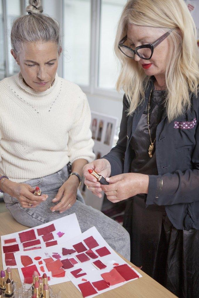 L'Oréal Paris показали коллаборацию с Изабель Маран. Изображение № 2.