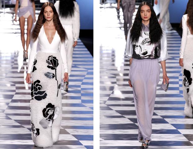 Парижская неделя моды: показы Haider Ackermann, Viktor&Rolf, Vivienne Westwood, Junya Watanabe и CDG. Изображение № 23.