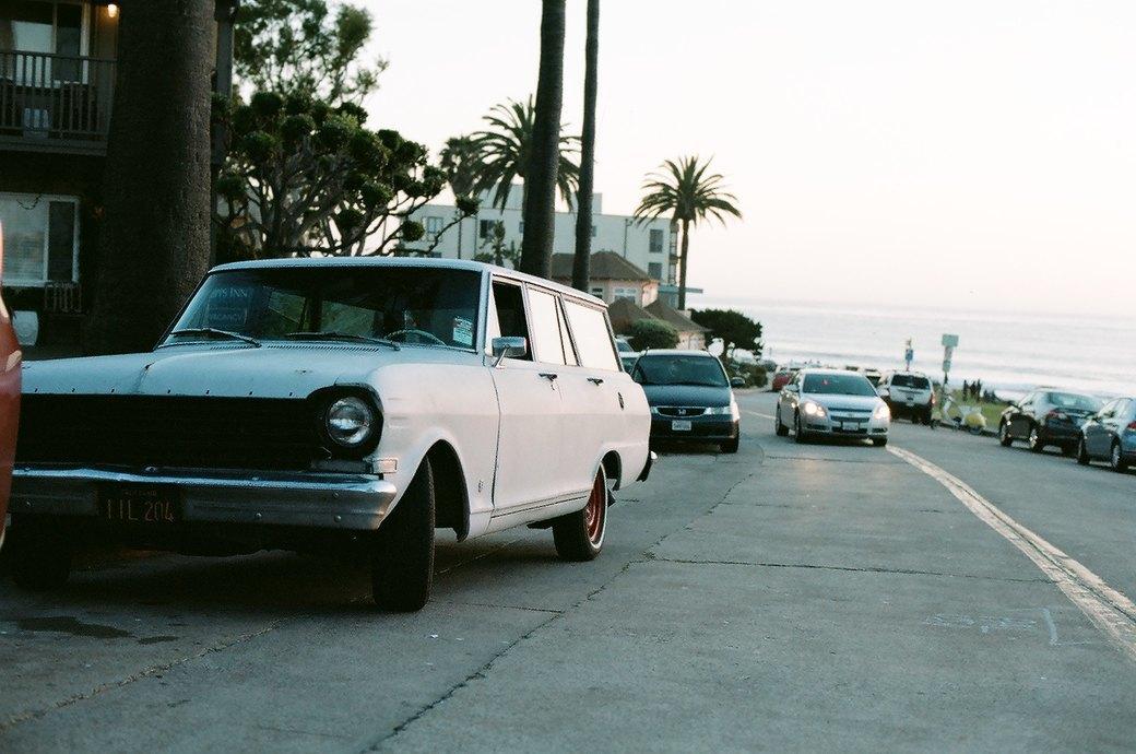 Калифорния  на кабриолете и скейте  за 21 день. Изображение № 5.