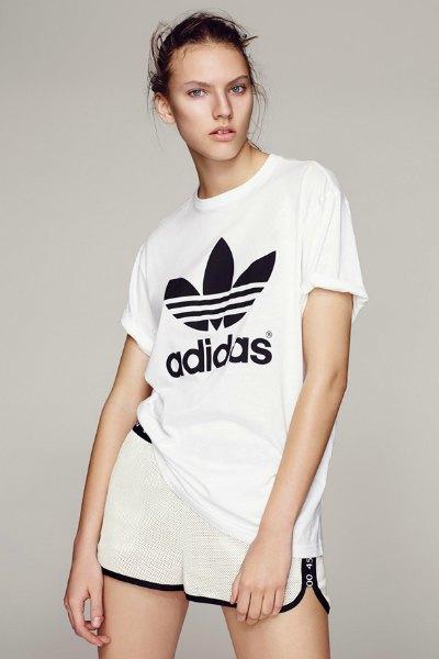 Topshop и adidas Originals показали новую совместную коллекцию. Изображение № 2.