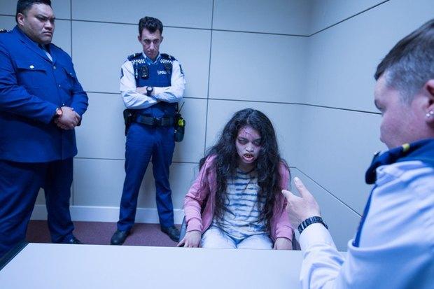 «Wellington Paranormal»: Спин-офф «Реальных упырей» о полиции и нечисти. Изображение № 5.