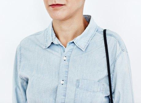 Юлия Выдолоб,  журналист и главный  редактор сайта Fott. Изображение № 26.