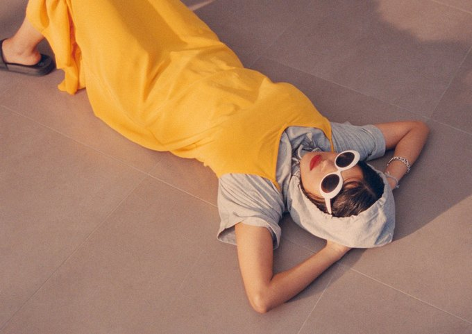 Monki выпустили советы  по экологичному образу жизни для ленивых. Изображение № 8.