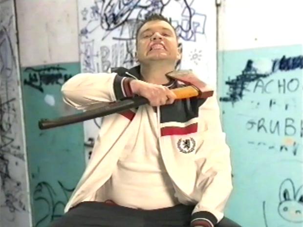 Аня Рубик в очень  странном клипе . Изображение № 11.