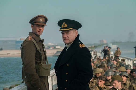 Гитлер-невидимка: Почему нужно смотреть «Дюнкерк» Кристофера Нолана. Изображение № 2.