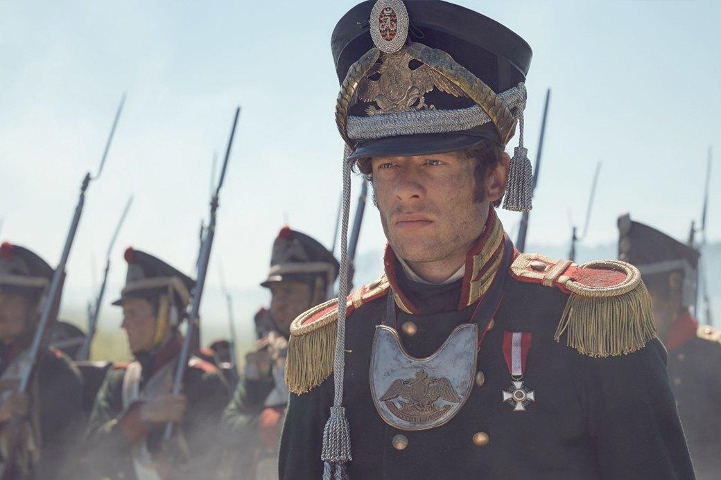 Cериал «Война имир»: Британский взгляд нарусскую классику. Изображение № 4.
