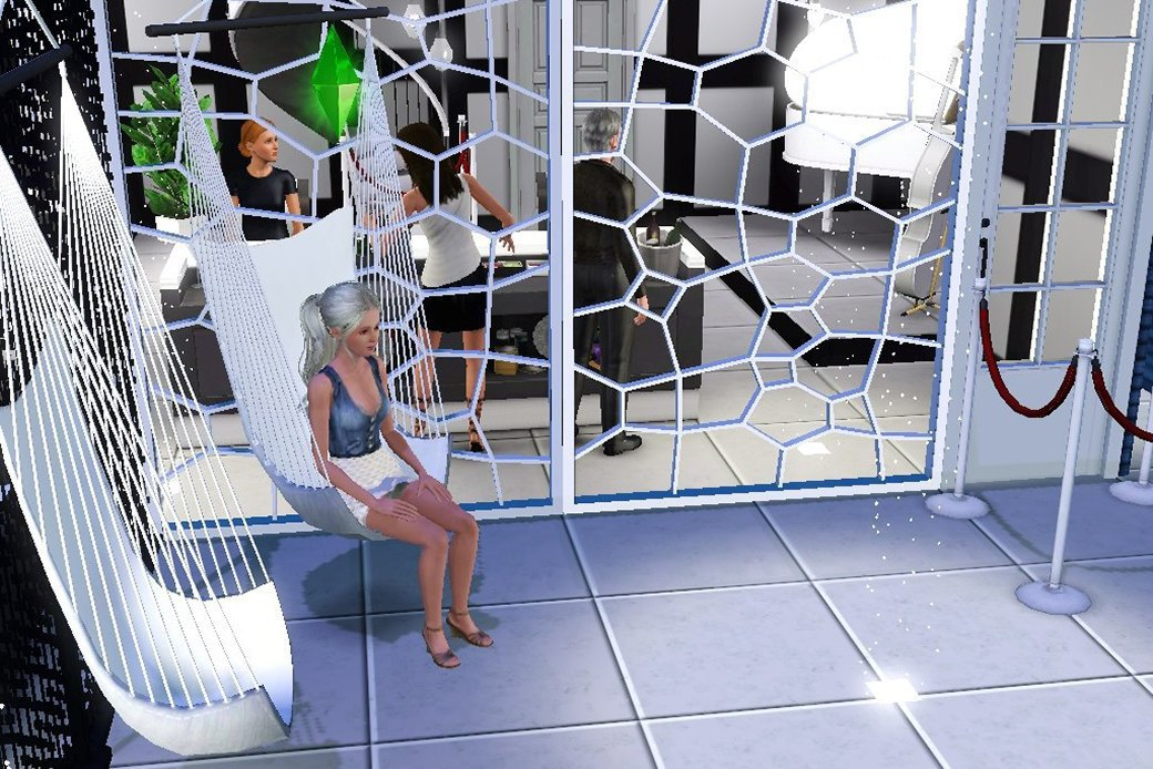 Как юные фанатки The Sims представляют себе взрослую жизнь. Изображение № 21.
