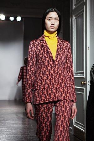 Майя Норман, дизайнер:  «Пикассо на платье —  это круто». Изображение № 7.