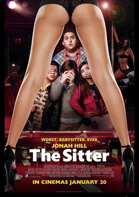 Найдите отличие:  Люди между ног  на постерах к фильмам. Изображение № 20.