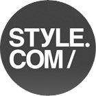 Парижская неделя моды: Показы Kenzo, Celine, Hermes, Givenchy, John Galliano. Изображение № 22.