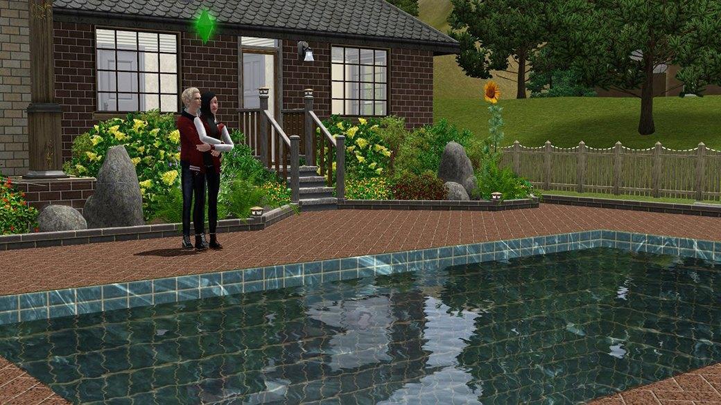 Как юные фанатки The Sims представляют себе взрослую жизнь. Изображение № 3.