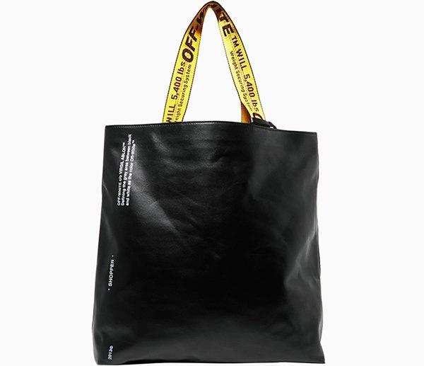 Ношу с собой: 10 сумок-шоперов от простых до роскошных. Изображение № 1.