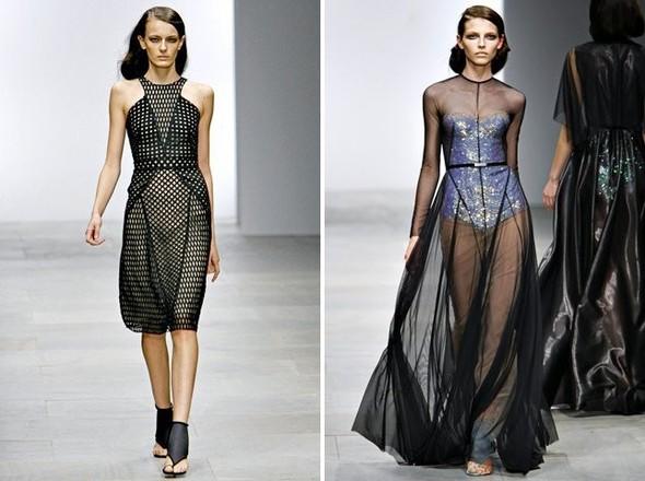 Показы на London Fashion Week SS 2012: День 3. Изображение № 4.