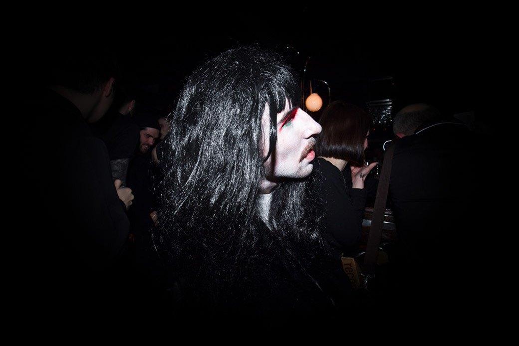 Кресты и котики на вечеринке  Waveform в баре Strelka. Изображение № 15.