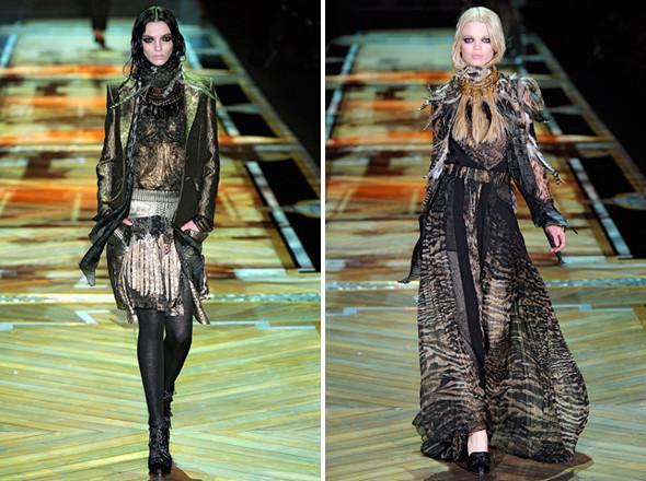 Изображение 8. Показы на Milan Fashion Week FW 2011: день 4.. Изображение № 14.