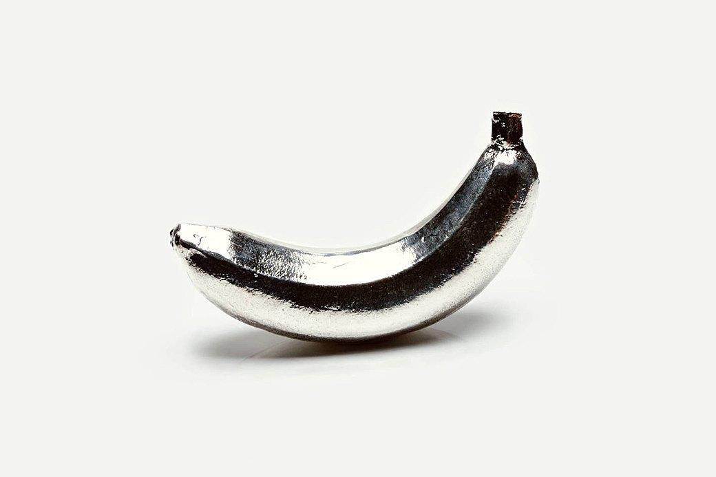 Статуэтка-банан  Creel and Gow. Изображение № 1.