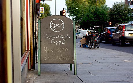Солист Wild Beasts  о любимых местах  в Лондоне . Изображение № 7.