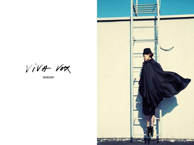 Viva Vox выпустили лукбук и кампанию. Изображение № 42.