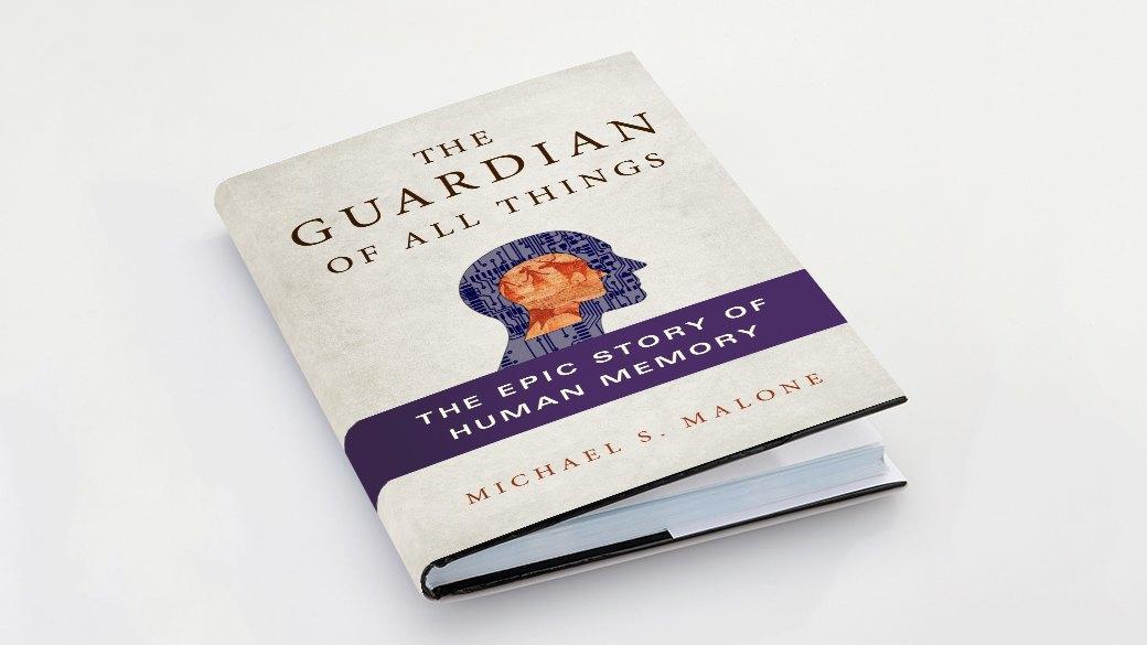 Книга Майкла Шона Мэлоуна «The Epic Story of Human Memory». Изображение № 1.