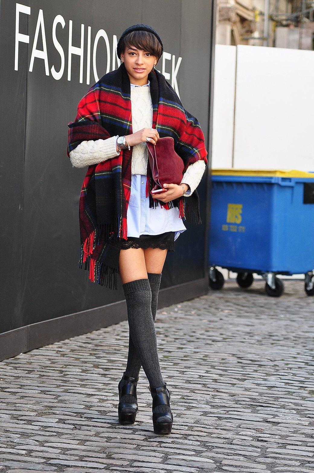 Неделя моды в Лондоне,  часть II. Изображение № 8.