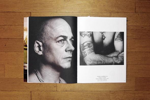 Проект «Inked», фотограф Эди Слиман. Изображение № 16.