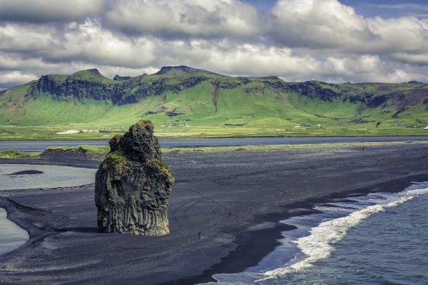 Пляж Вик, Исландия. Изображение № 5.