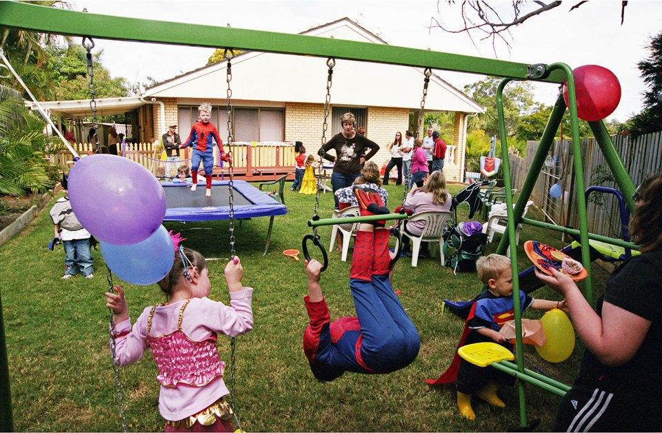 Принцессы и супергерои: Как отмечают детские  дни рождения. Изображение № 9.