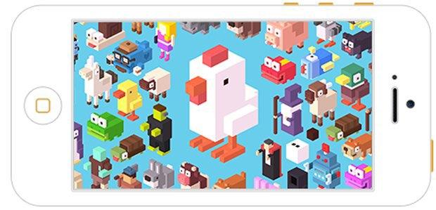 Самые увлекательные мобильные игры 2014 года. Изображение № 2.