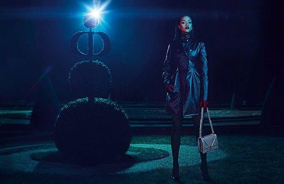 Dior показали рекламную кампанию с участием Рианны. Изображение № 3.