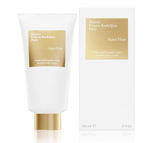 Aqua Vitae scented body cream. Изображение № 1.