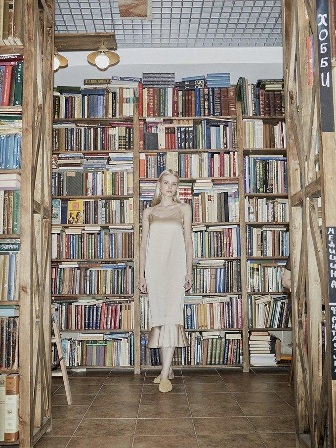 Ольга Шурыгина запустила новую марку одежды Herstory. Изображение № 6.