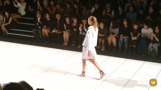 Прямой репортаж  с Paris Fashion Week:  День 4. Изображение № 34.