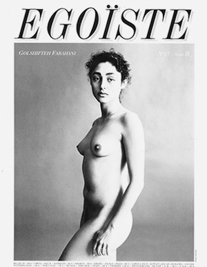 Новое имя: Иранская актриса и активистка Гольшифте Фарахани. Изображение № 3.
