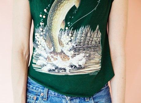 Фэшн-дизайнер Енни Алава  о любимых нарядах. Изображение № 21.