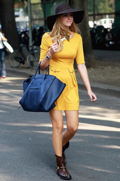 Milan Fashion Week: Уличный стиль, день 4. Изображение № 12.