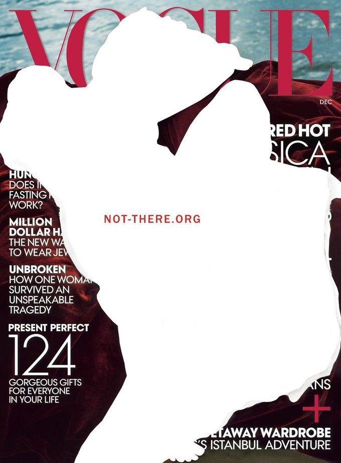 8 Марта женщины исчезли  с рекламных щитов  и обложек. Изображение № 4.
