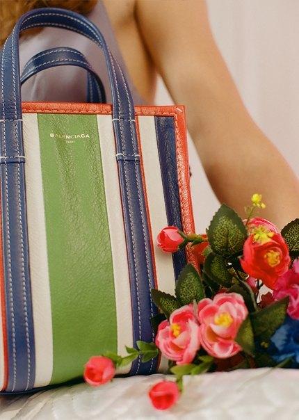 Круизная коллекция Balenciaga в съёмке SVMoscow. Изображение № 11.