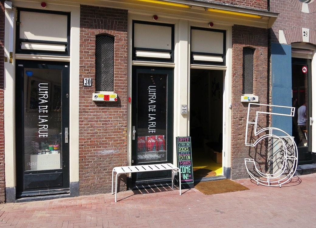 По каким магазинам ходить в Амстердаме. Изображение № 12.
