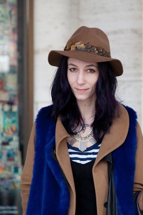 Неделя моды в Нью-Йорке,  часть I. Изображение № 44.