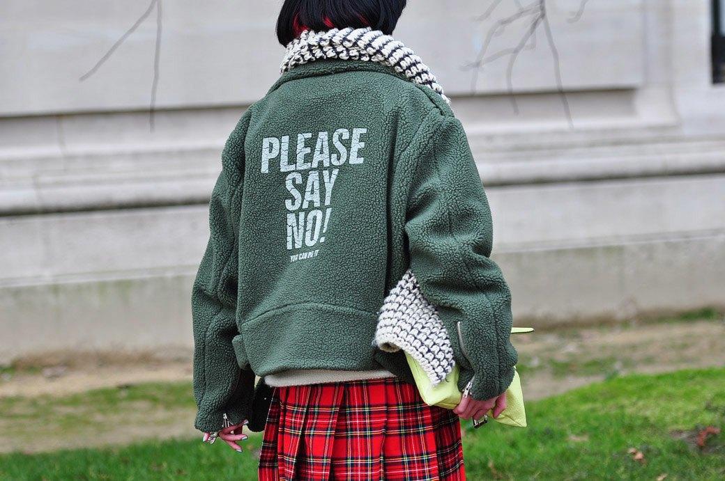 Гости Парижской недели моды FW13, часть 2. Изображение № 35.