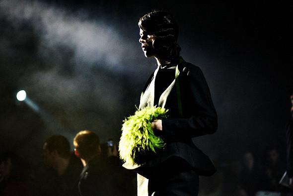 Репортаж: Vika Gazinskaya FW 2011. Изображение № 43.